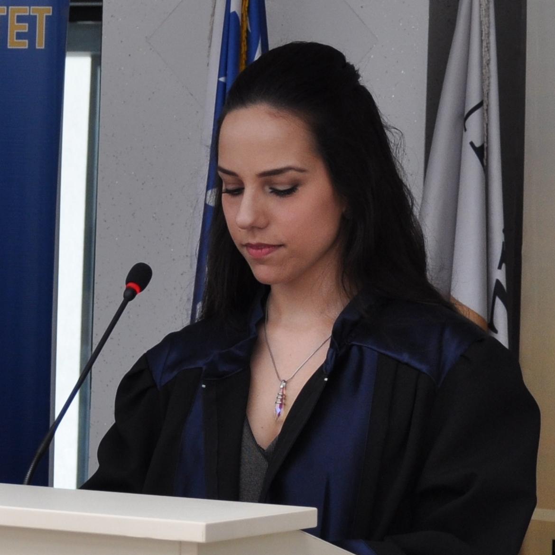 Ajla ŠKRBIĆ